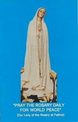 Pray the Rosary Daily