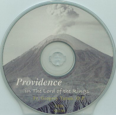 Providence in The Lord of The Rings