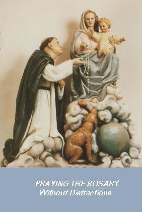 Praying the Rosary Without Distractions - Pack of Ten Copies