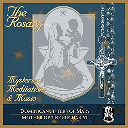 CD-The Rosary: Mysteries, Meditations & Music