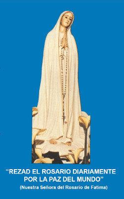 Rezad el Rosario Diariamente (paquetes de 25)