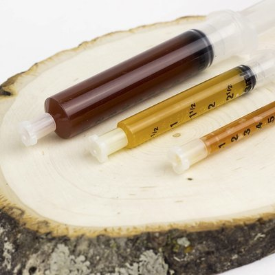 Pure Hemp Extract Oil: Gold Concentrate