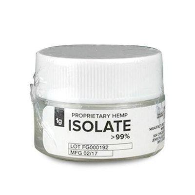 Proprietary Hemp Isolate Powder
