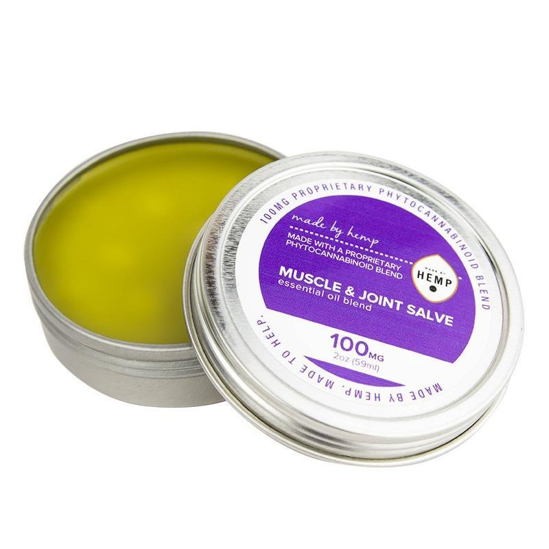 Muscle and Joints Salve 50-100mg (2oz)