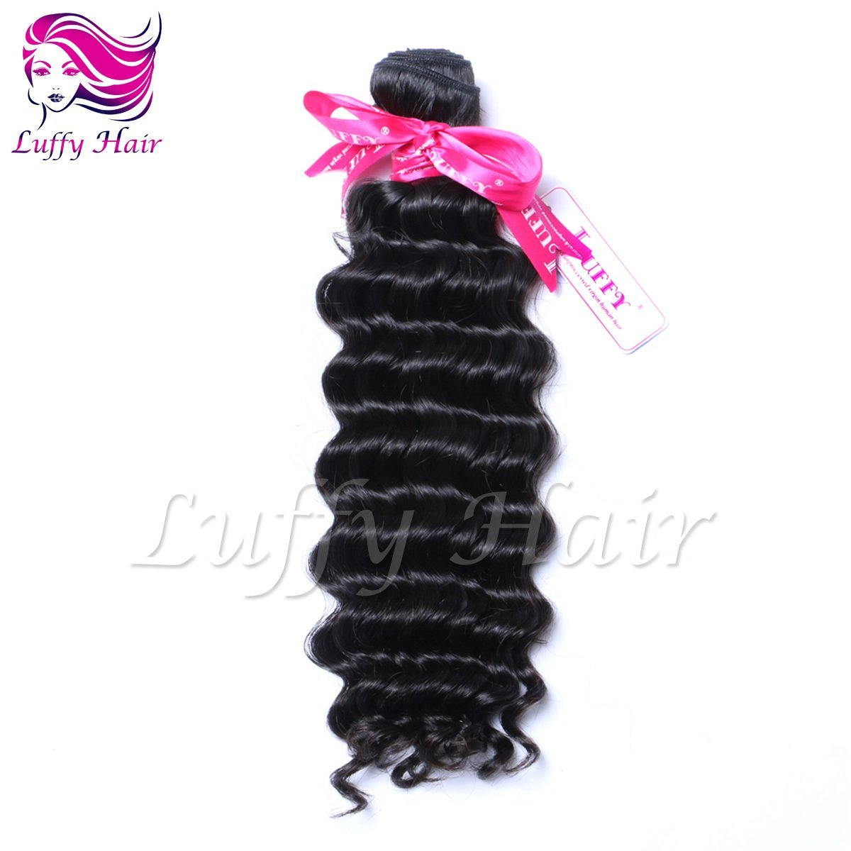 10A Virgin Human Hair Deep Wave Hair Bundle - KEL002