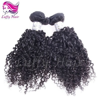 8A Virgin Human Hair Tight Curly Hair Bundle - KEL011