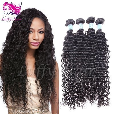 8A Virgin Human Hair Curly Hair Bundle - KEL014