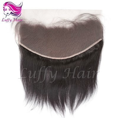 8A Virgin Human Hair 13x6 Silky Straight Lace Frontal - KCL031