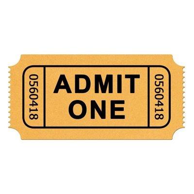 FFL October 2019 Ticket