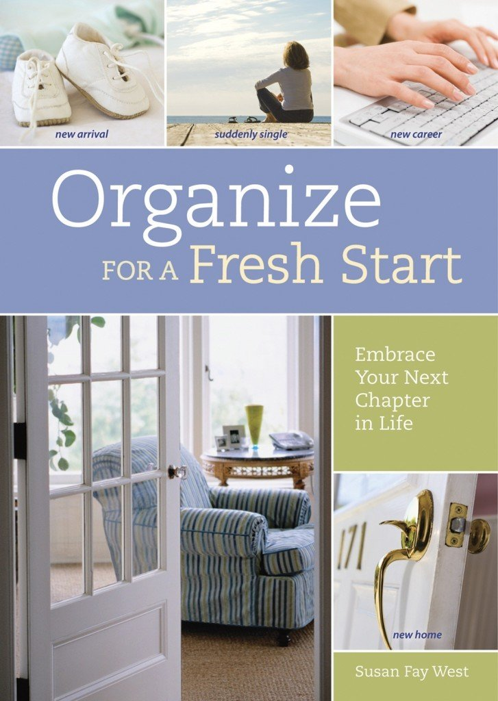 Organize for a Fresh Start: Embrace Your Next Chapter in Life 00000
