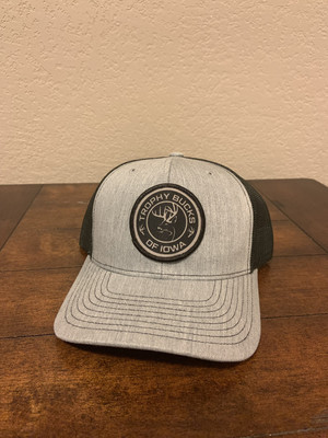 TBI Gray with Black Patch