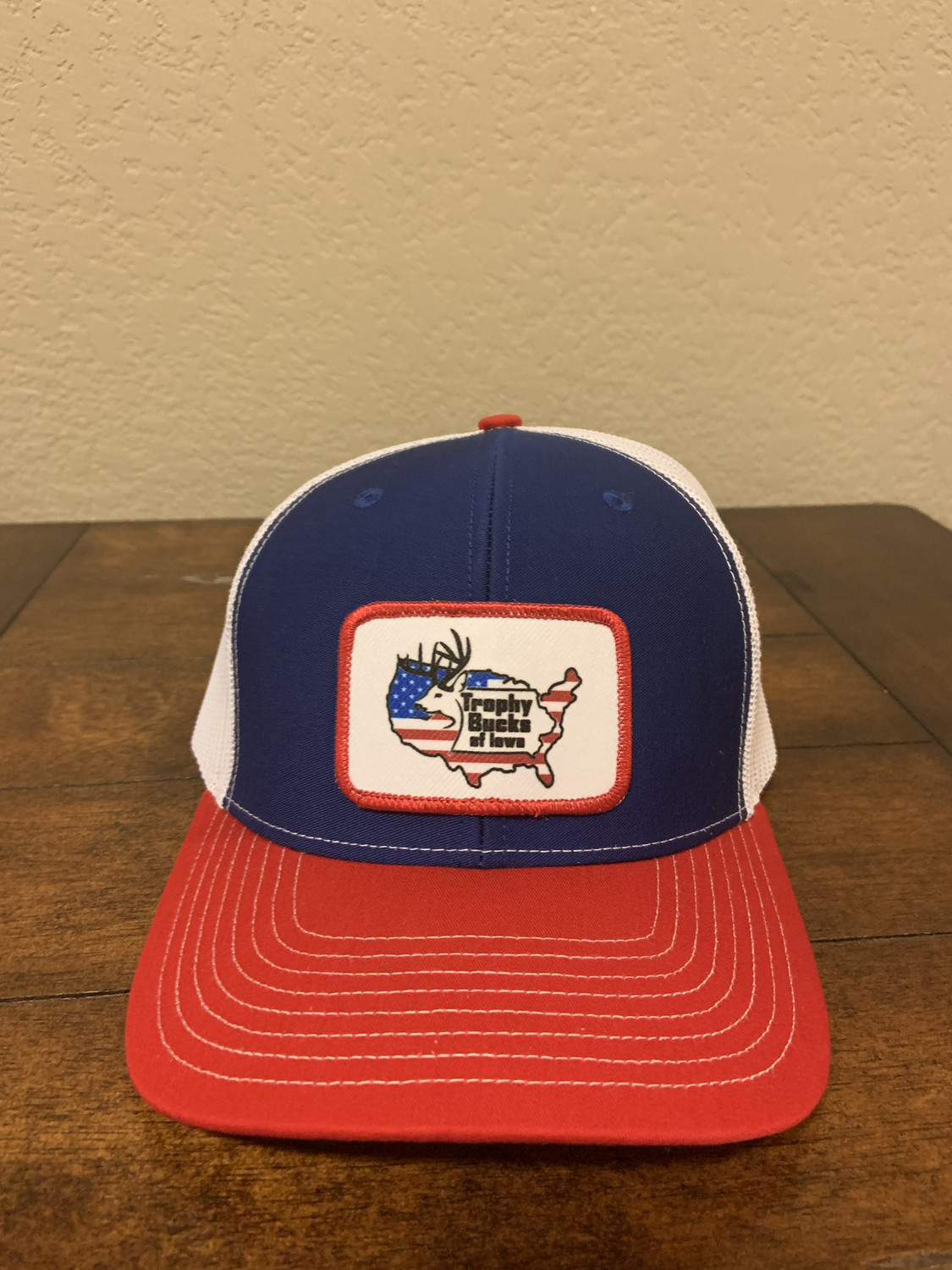 TBI USA Patch Hat