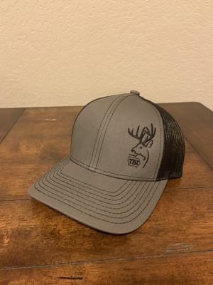 Dark Gray With Alt Black Logo