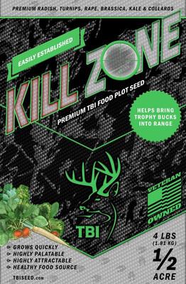 TBI KILL ZONE FOOD PLOT
