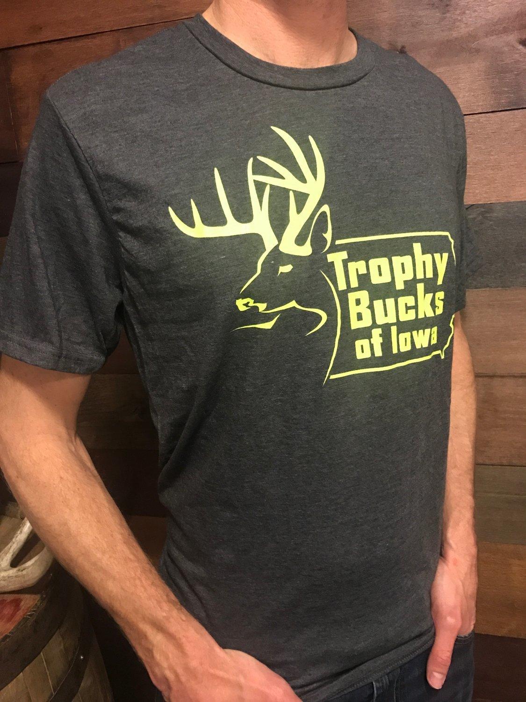 TBI Charcoal / Neon Yellow T-Shirt