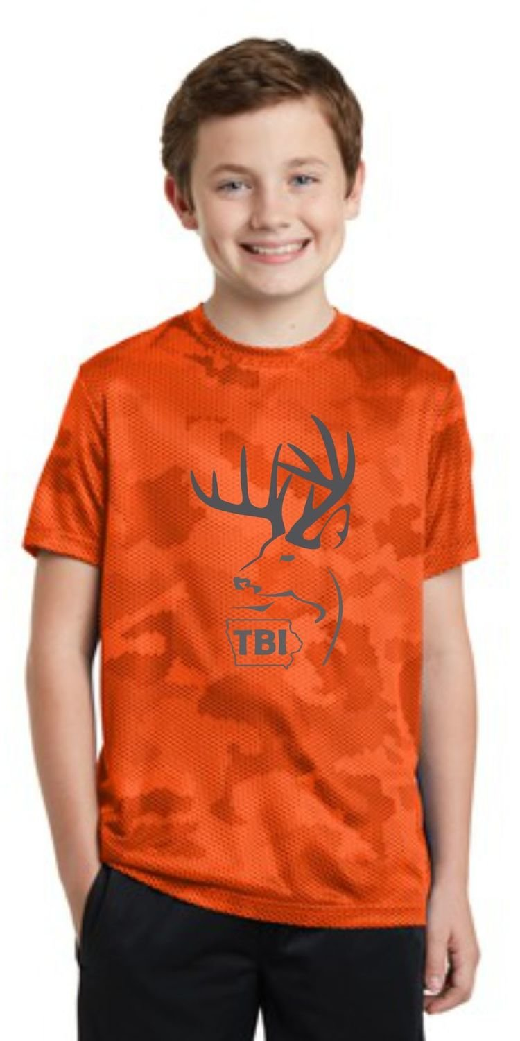 Youth Orange Hex T-Shirt