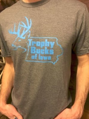 TBI Grey / Blue T-Shirt