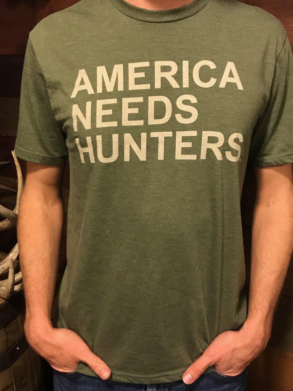 America Needs Hunters T-Shirt