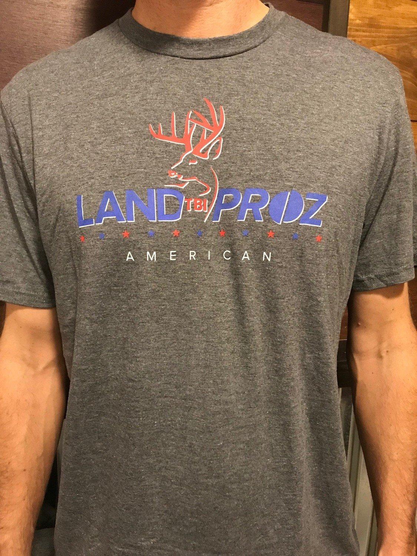 TBI / Landproz T Shirt