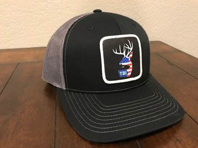 TBI USA Patch Hat - Black