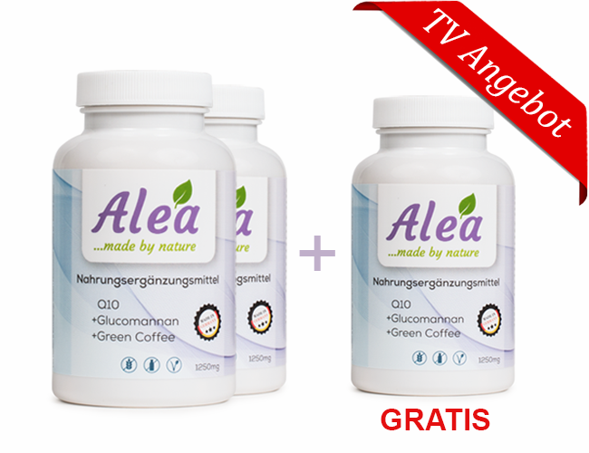 Alea 2er Packung + 1 Gratis 008