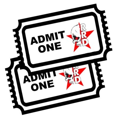 DOUBLE ADMISSION $15 [October 11th, 2019]