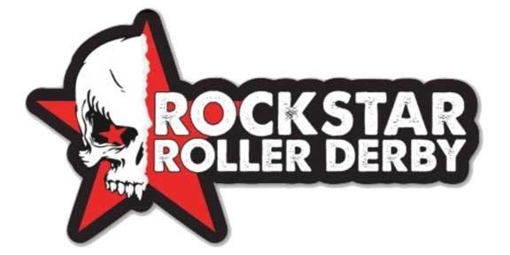 Rockstar Roller Derby Stickers RRDSticker