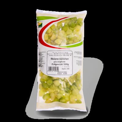 TK Melonenbällchen grün 1 kg
