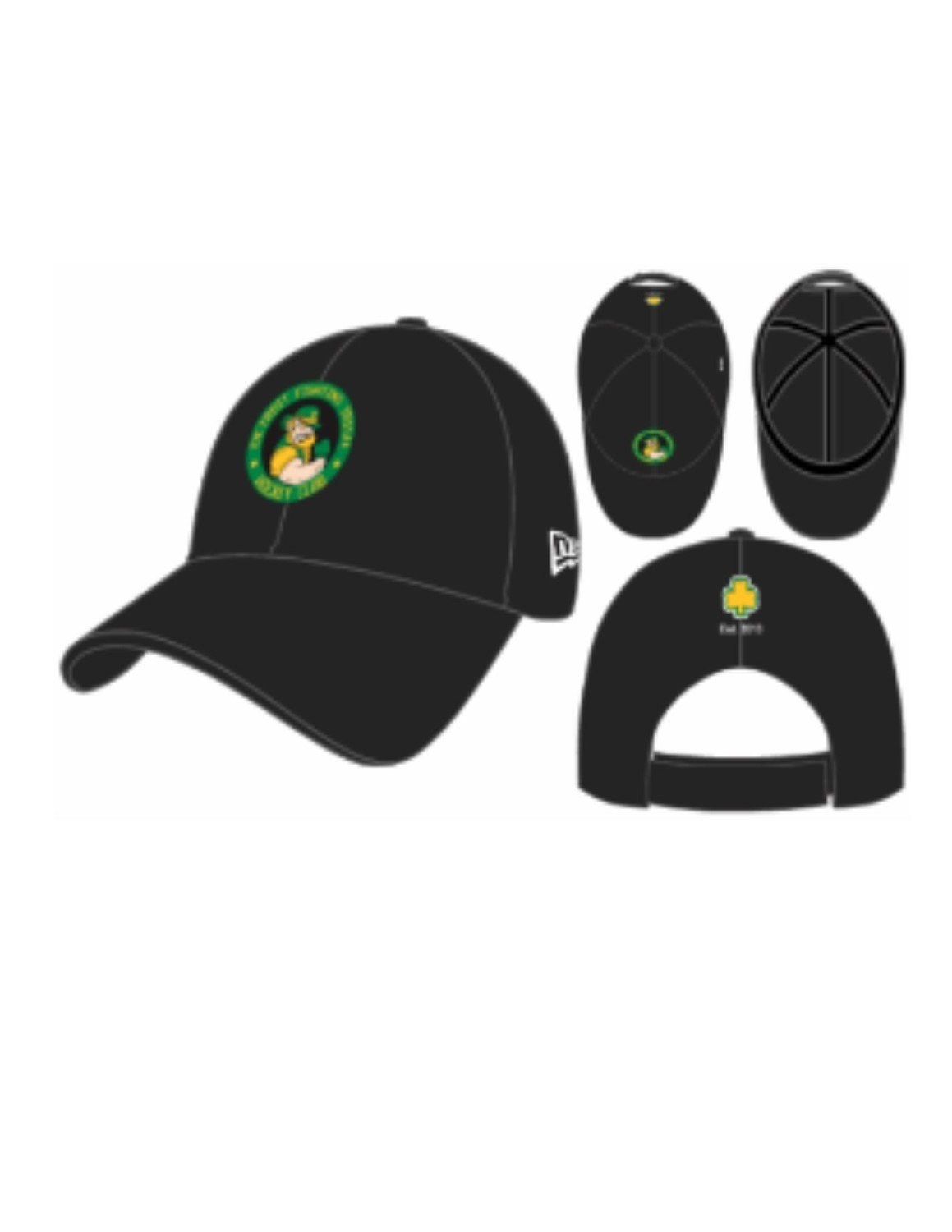 Detroit Fighting Irish Hat
