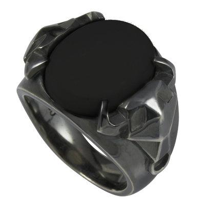CAI Onyx sten ring