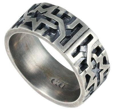 CAI sølv ring