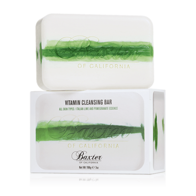 Vitamin Cleansing Bar Italian Lime