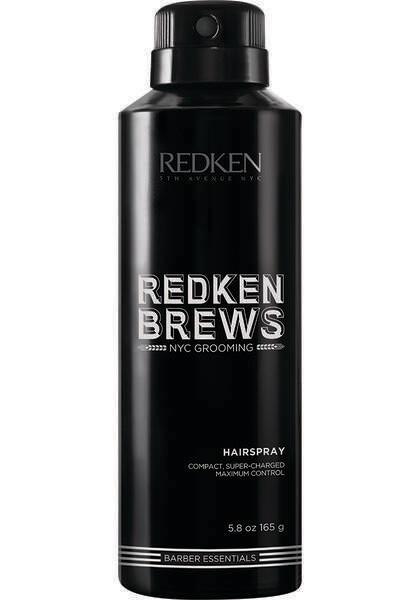 Redken Brews Hairspray