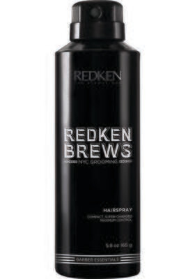 Redken Brews Hairspray