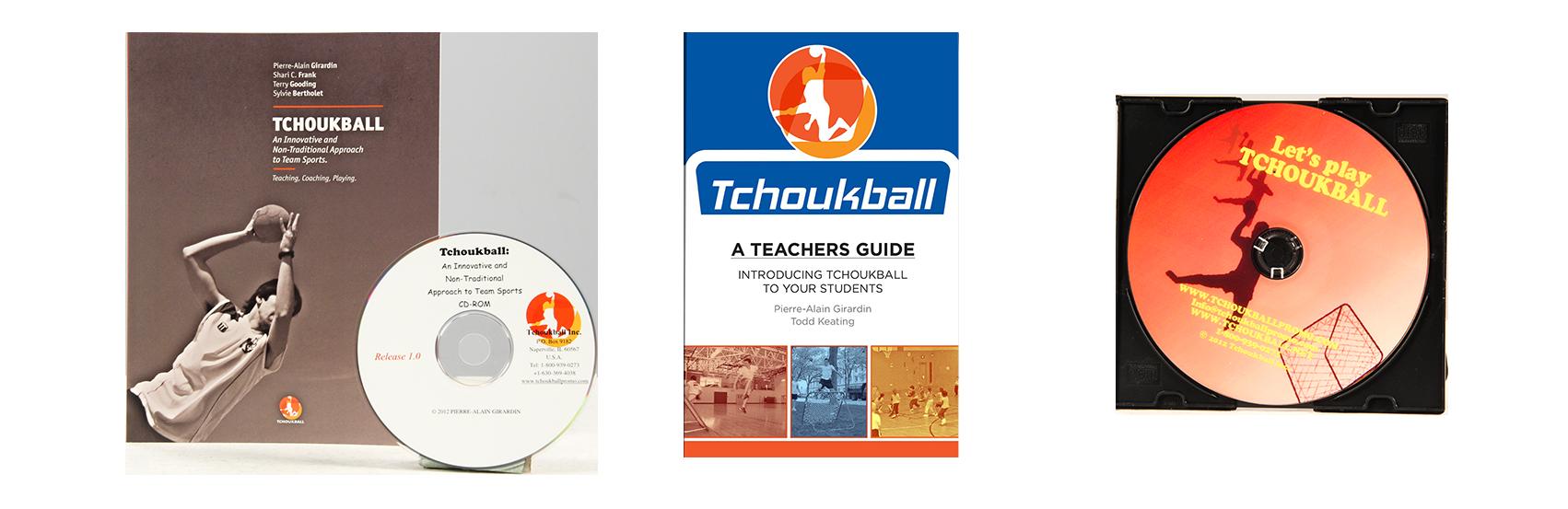 Tchoukball School Kit TB 401