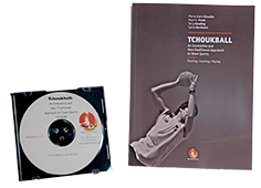 Tchoukball Book and CD ROM TB 110