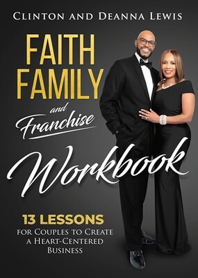 Faith, Family, and Franchise Workbook