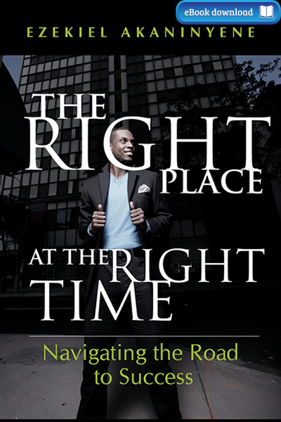 The Right Place at the Right Time (eBook) 9781562298227