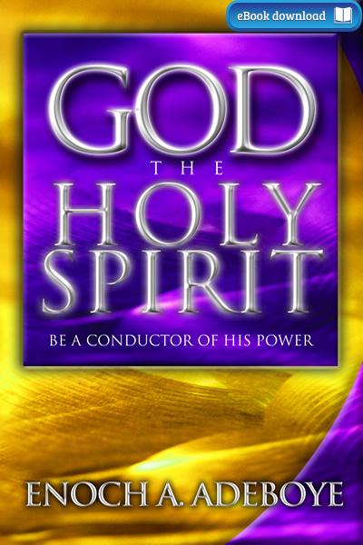 God, The Holy Spirit (eBook) 9781562299606