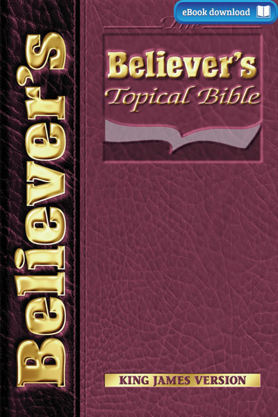 The Believer's Topical Bible (eBook)