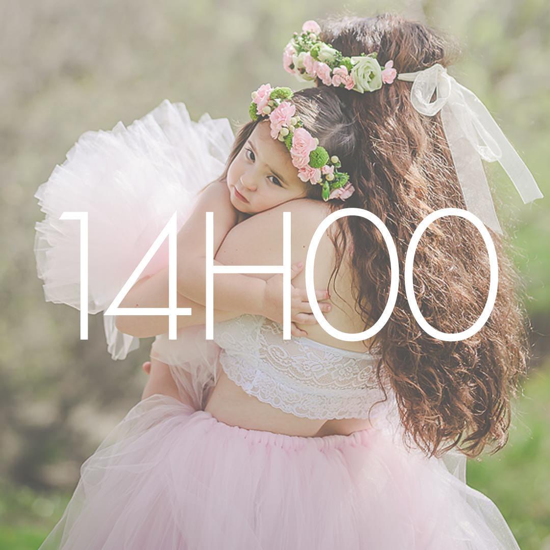 14h00  (Samedi, 26 mai) 14h00  (Samedi, 26 mai)