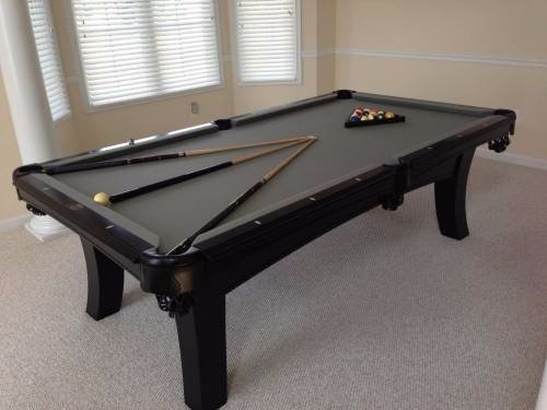 Forgo The Delicate U0026 Back Breaking Task Of Assembling Your 7FT Pool Table