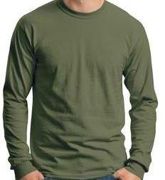 WAVES Long Sleeve Flag T-Shirt