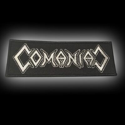 PATCH BLACK – COMANIAC LOGO