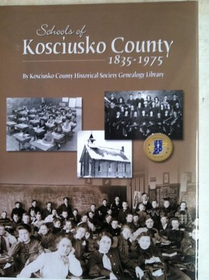 Schools of Kosciusko County, 1835-1975