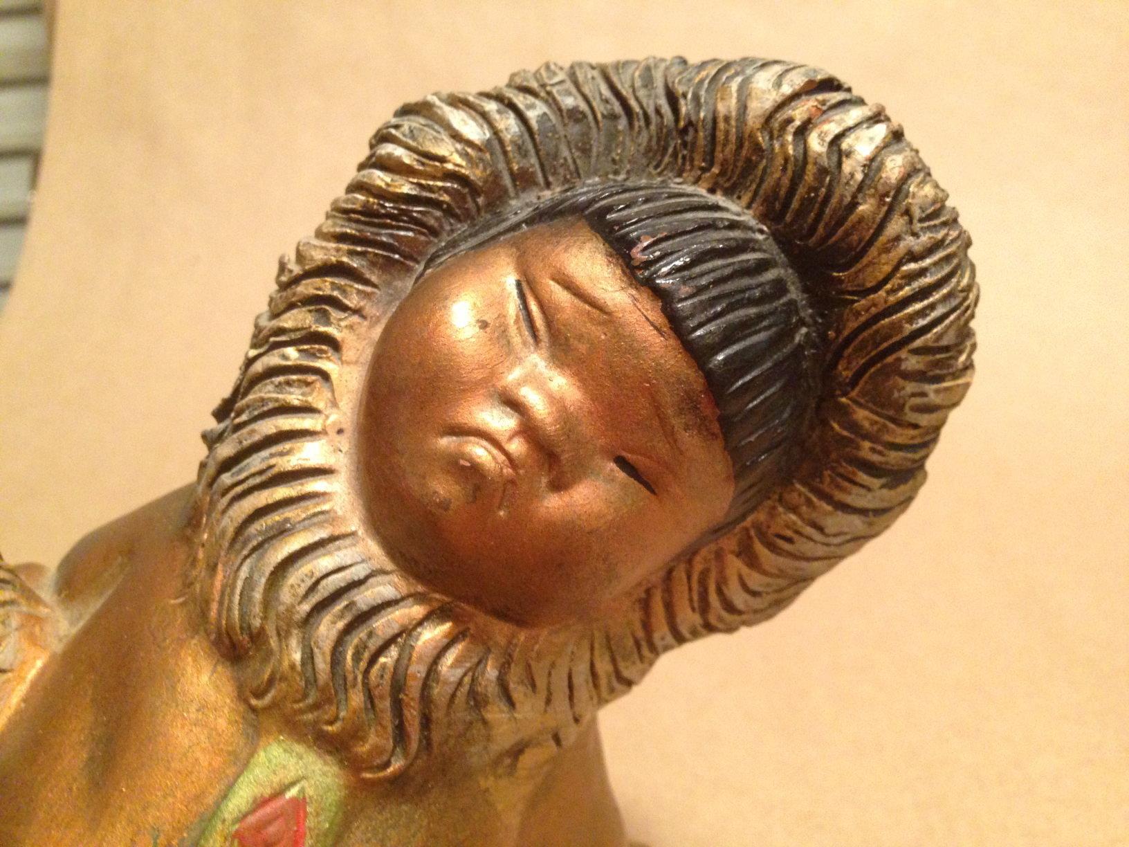 Inuit Child Figurine