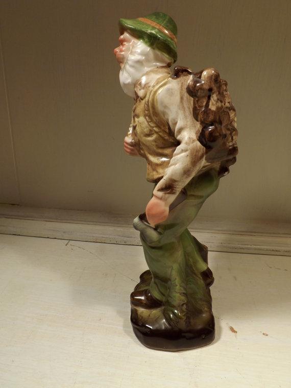 Rossini Woodsman Figurine
