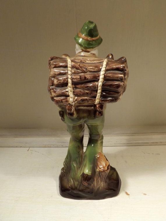 Woodsman Figurine