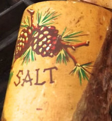Long Handled Salt & Pepper Shakers