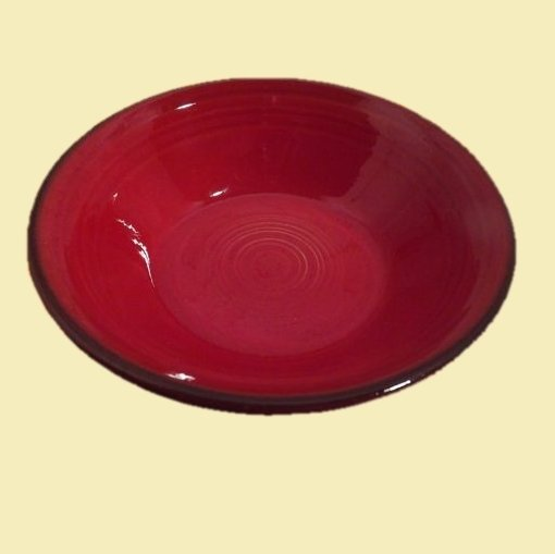 20% OFF - Metlox Poppytrail Flamenco Red Bowl - 4 Available 00046